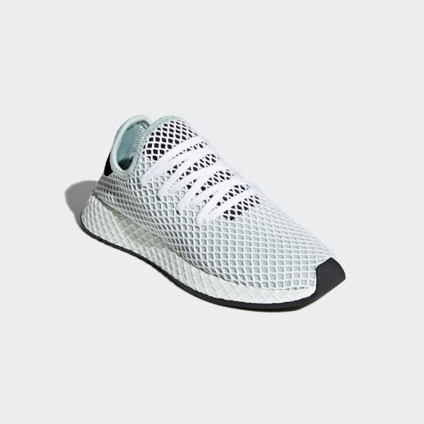 de8f83f8fbff7 adidas Deerupt Runner Shoes - Green