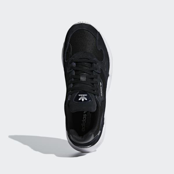 adidas Falcon Shoes - Black   adidas