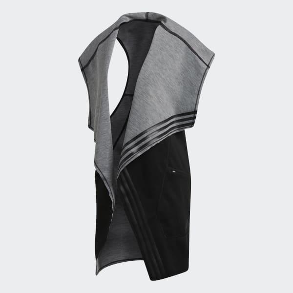 c4f56e6237b Colete ID Hooded Reversível - Preto adidas