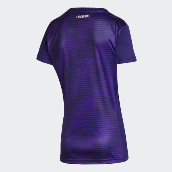 Camiseta Visitante Club Atlético River Plate Mujer