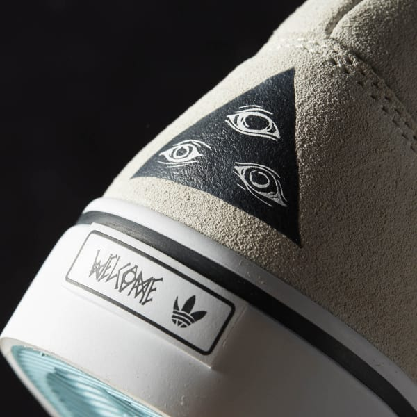 best loved a8ed7 a0e3b adidas Zapatillas de Skate adi-ease ADV - Gris  adidas Argen