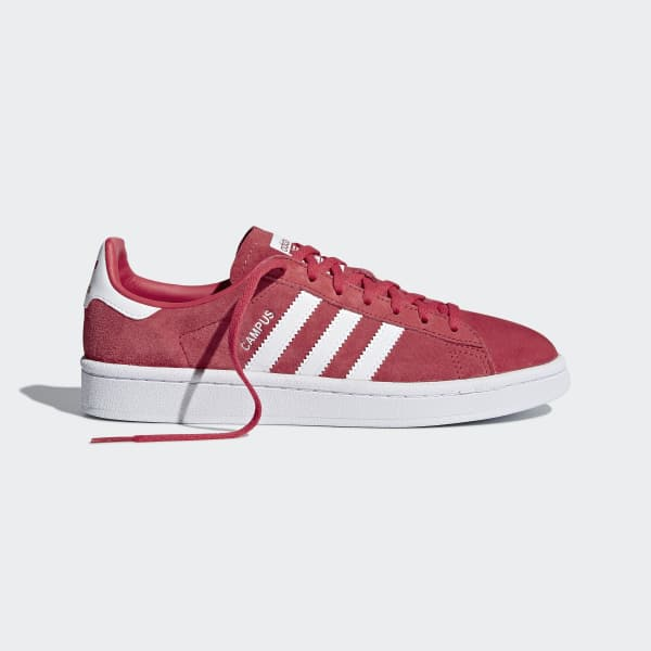 3ad855919 Tênis Campus - Vermelho adidas