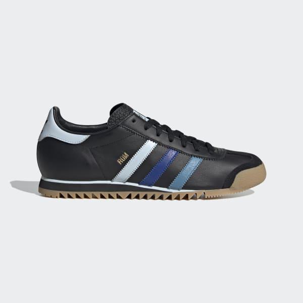 adidas ROM Shoes - Black | adidas UK