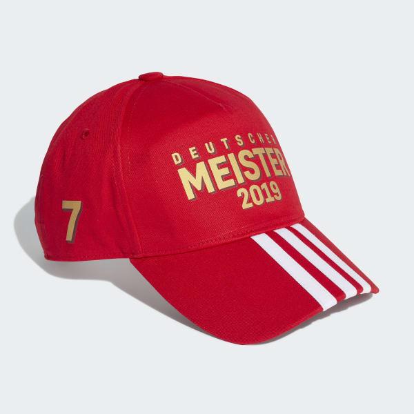 adidas FCB Meister Cap Rot | adidas Deutschland