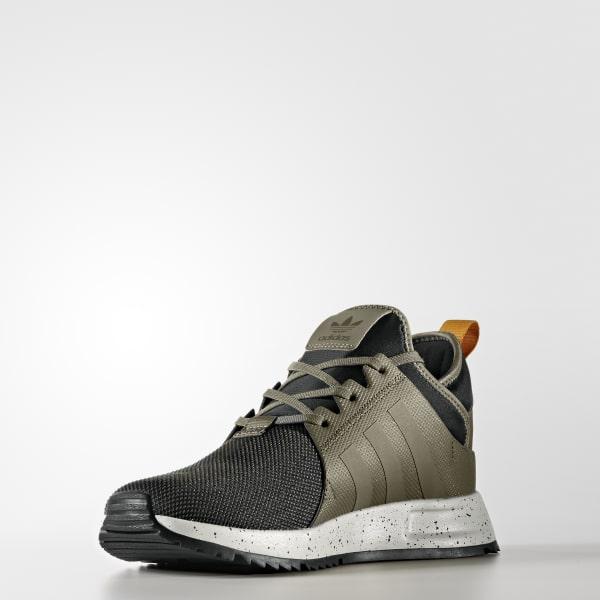 35b57d51cf563e adidas Men s X PLR Sneakerboot Shoes - Green