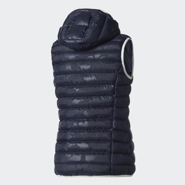 4b1f5be1f5de adidas Slim Vest - Blue   adidas Switzerland