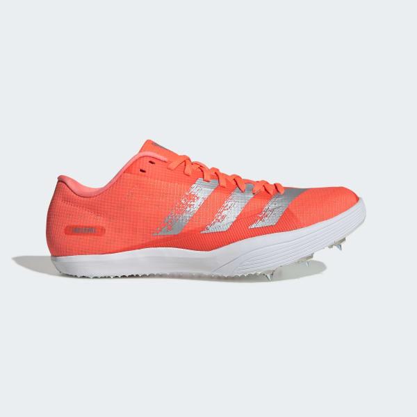 creencia Doncella collar  adidas Adizero Long Jump Spikes - Orange | adidas US