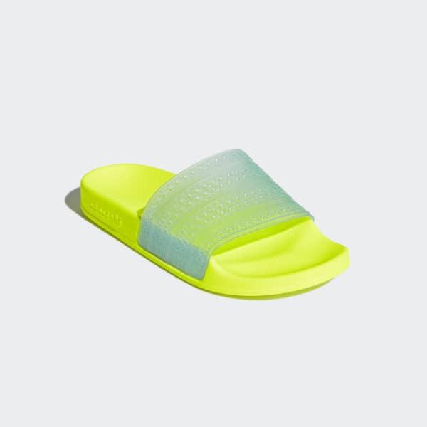 45d375a9a556b adidas Adilette Lilo Slides - Yellow