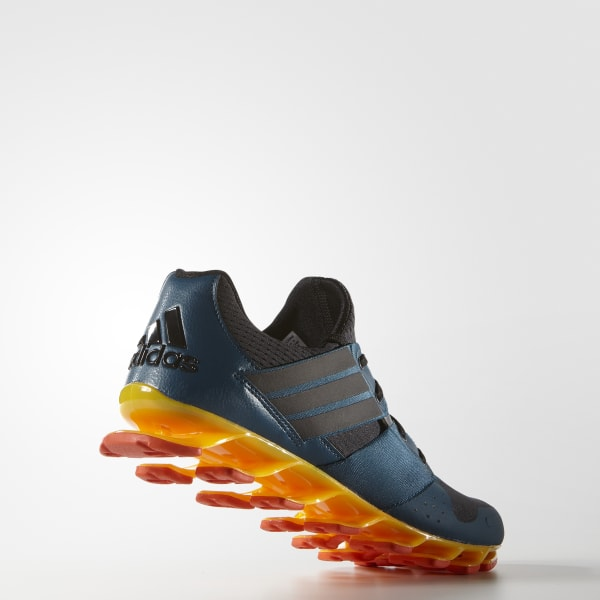 the best attitude a0124 55d70 adidas Tenis Springblade Solyce Pisada Neutral - Gris   adidas Colombia