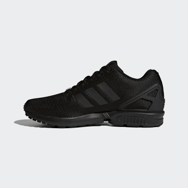 adidas Originals Skor ZX Flux Core BlackCore BlackDark Grey