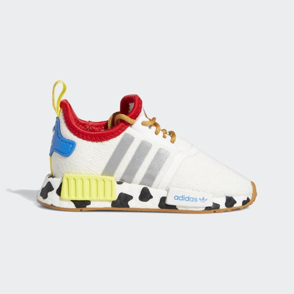 adidas NMD_R1 Toy Story Shoes - White