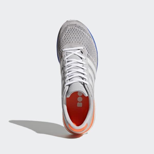 new arrival b0558 9a1d1 adidas Zapatillas adizero Boston 6 - Gris  adidas Argentina