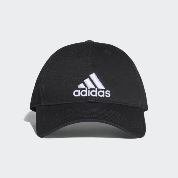 adidas Classic Six-Panel Cap - Black  b144967ed75