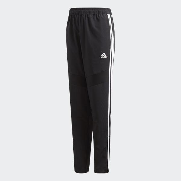 Pantalones Tecnicos Tiro 19 Negros Y Blancos Para Ninos Adidas Espana