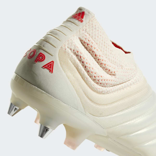 adidas Copa 19+ Soft Ground Fotballstøvler Beige | adidas Norway