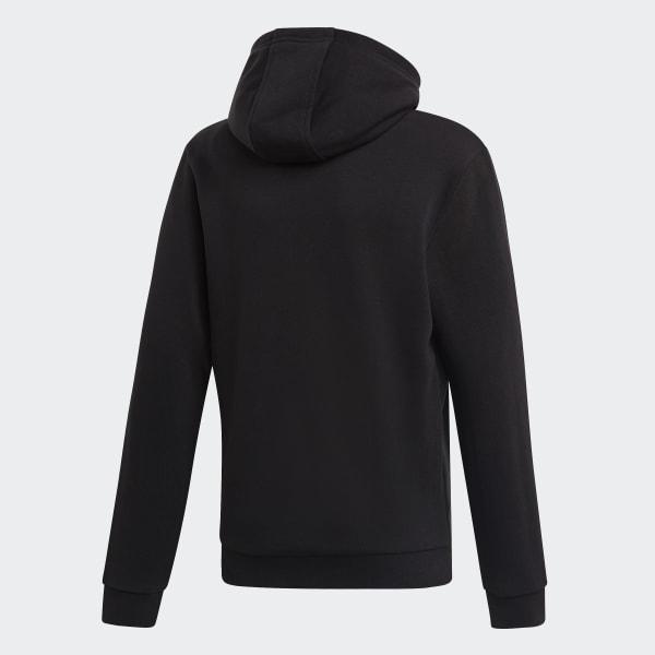 Sweat-shirt à capuche Trefoil