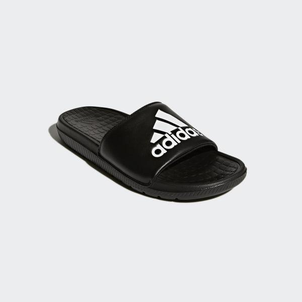657b49b69 adidas Voloomix Slides - Black