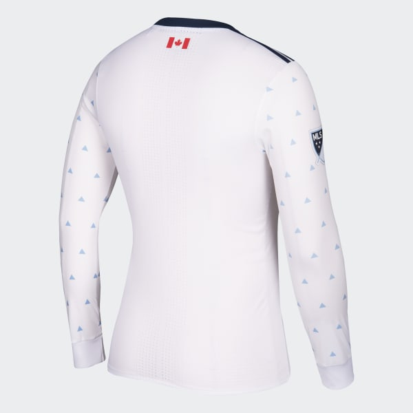 Vancouver Whitecaps FC Home Authentic Jersey