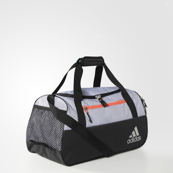 4ddcbda80e adidas Squad III Duffel Bag - White
