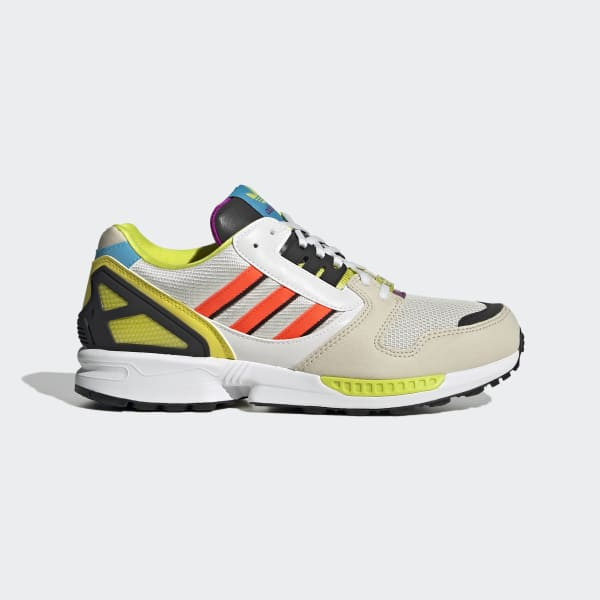 adidas ZX 8000 'Bliss / Cloud White' .20 Free Shipping