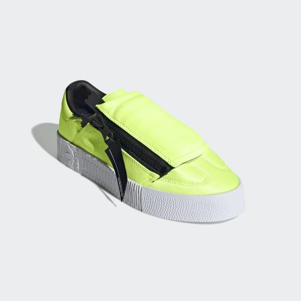 SAMBAROSE Zip Shoes