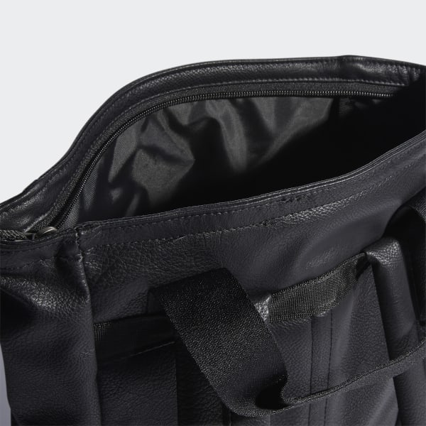 adidas Tote 3 Premium Backpack - Black