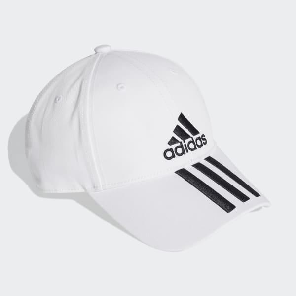 Six-Panel Classic 3-Stripes Hat