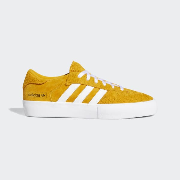 adidas Matchbreak Super Shoes - Yellow
