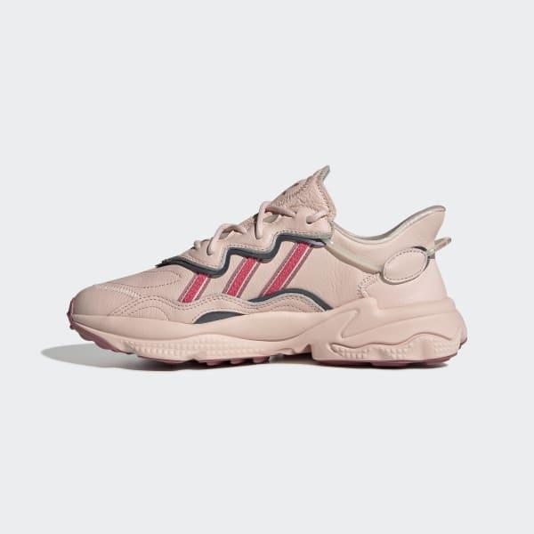 tenis adidas ozweego rosa