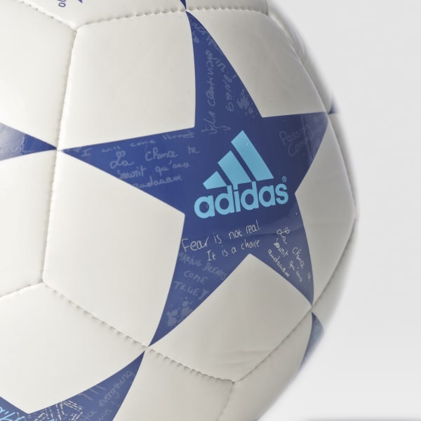 f71c30651d adidas Balón Finale 16 Real Madrid Capitano Mini - Blanco