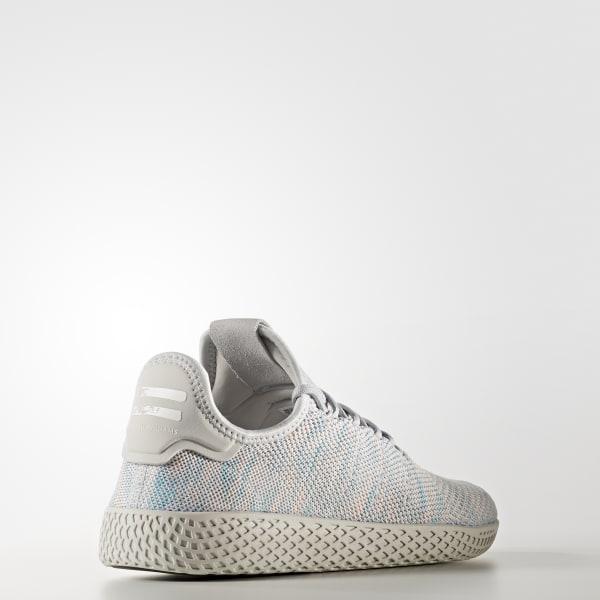 5fc6928baf470 adidas Pharrell Williams Tennis Hu Shoes - Blue