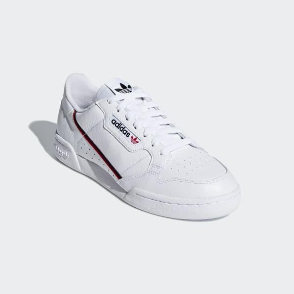 adidas Continental 80 Schuh - Weiß | adidas Austria