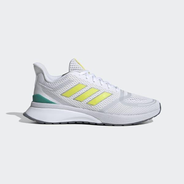 adidas Nova Run Shoes - White | adidas US