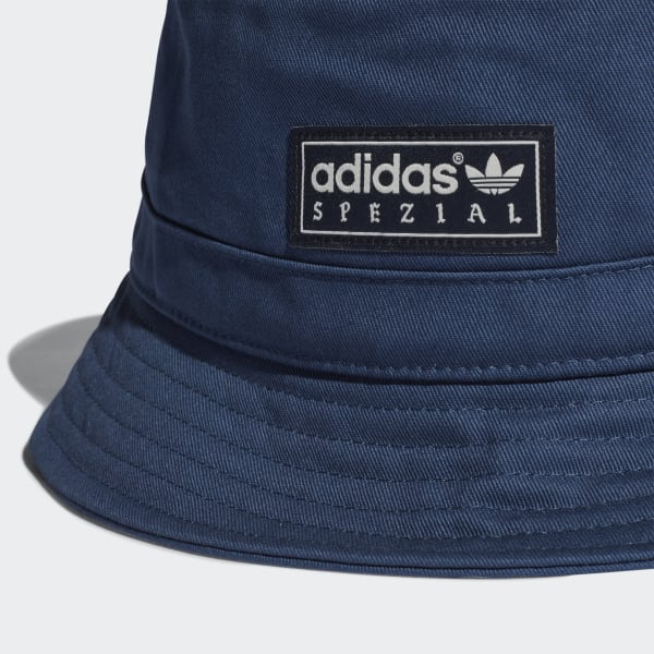 5c7456f03c0 adidas Union Bucket Hat - Blue