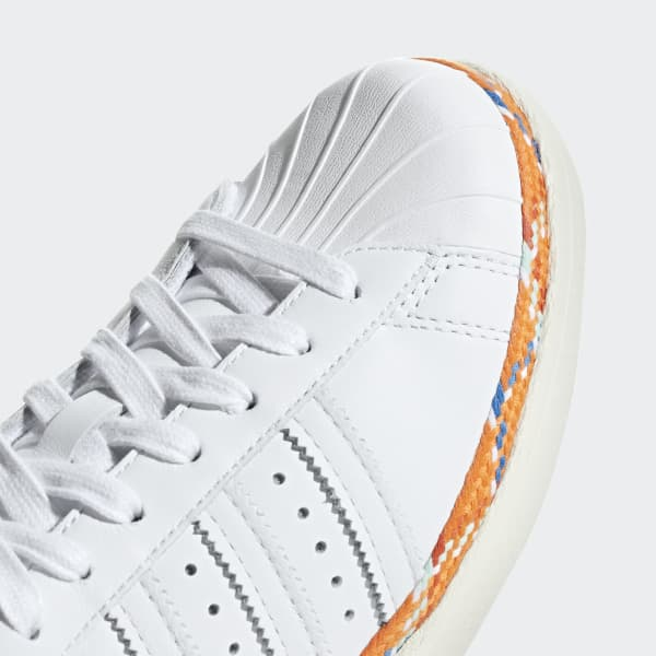 sports shoes f378d 54de7 adidas Superstar 80s New Bold Shoes - White | adidas Turkey