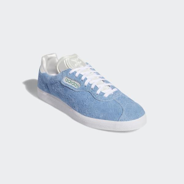adidas gazelle super bleu