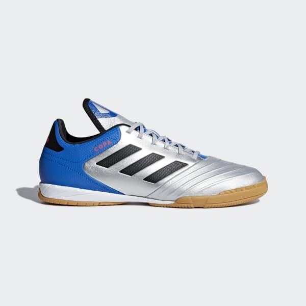 adidas Copa Tango 18.3 IN Fußballschuh Silber | adidas Deutschland