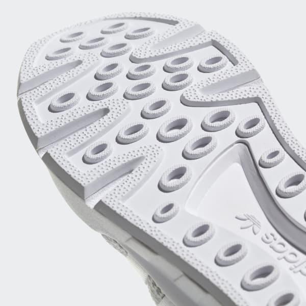 newest fecb1 ac0fb adidas Chaussure EQT Support Mid ADV Primeknit - blanc  adid