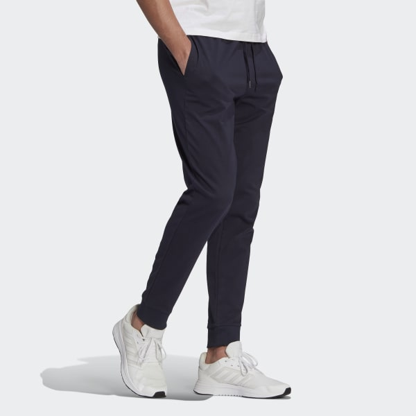 Essentials Single Jersey Tapered Cuff Pants