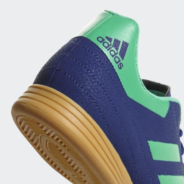 Zapatillas de fútbol sala Goletto 6 - Azul adidas  c6c0eb14d9a68