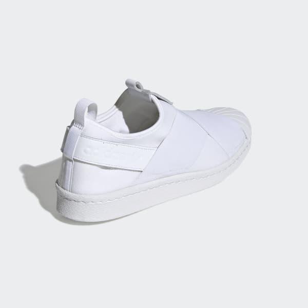 22dab551bb2 Zapatilla Superstar Slip-On - Blanco adidas