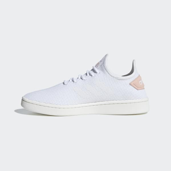 adidas Court Adapt Shoes - White | adidas US