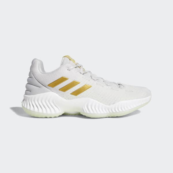 617c65b69d adidas Pro Bounce 2018 Low Shoes - Grey