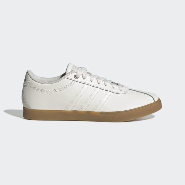 adidas Courtset Shoes - White   adidas