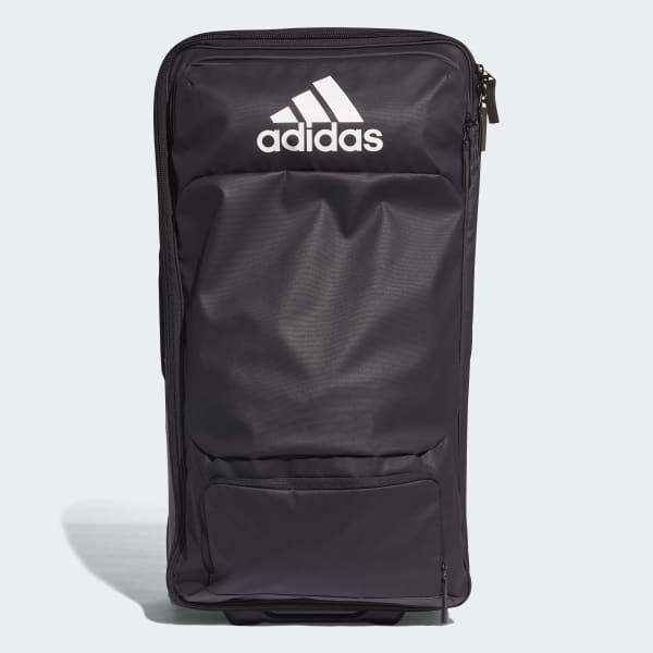 judío rechazo Leche  adidas Maleta Team Trolley - Negro | adidas Argentina
