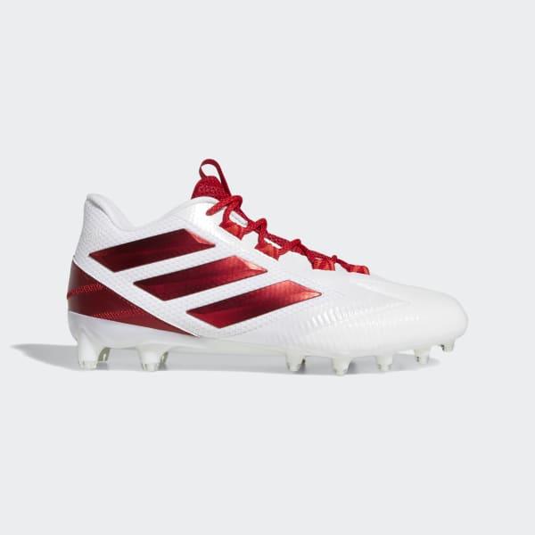 adidas Freak Carbon Low Cleats - White