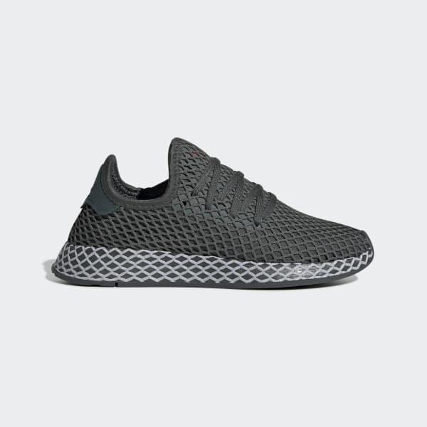 adidas Deerupt Runner Shoes - Grey