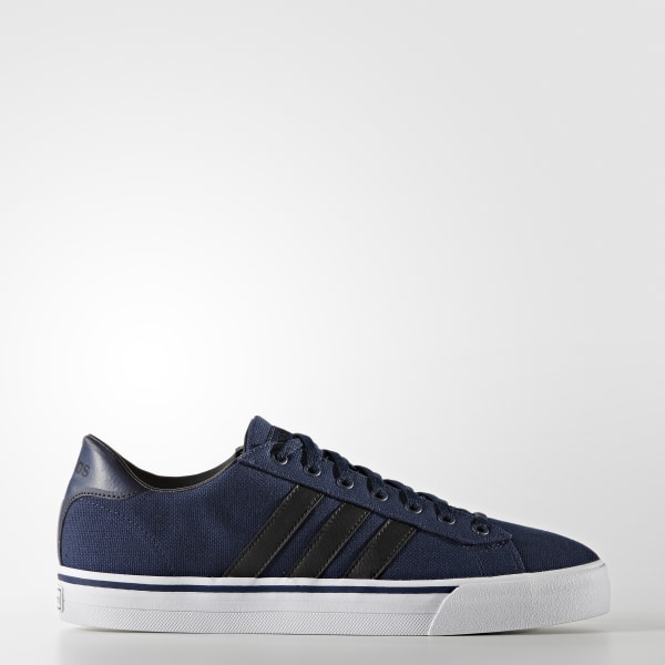 Adidas Cloudfoam Super Daily Shoes AW3907 Blue TopDeals