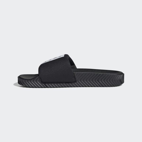 1434b7bd8 adidas Originals by AW Adilette Slides - Black | adidas US