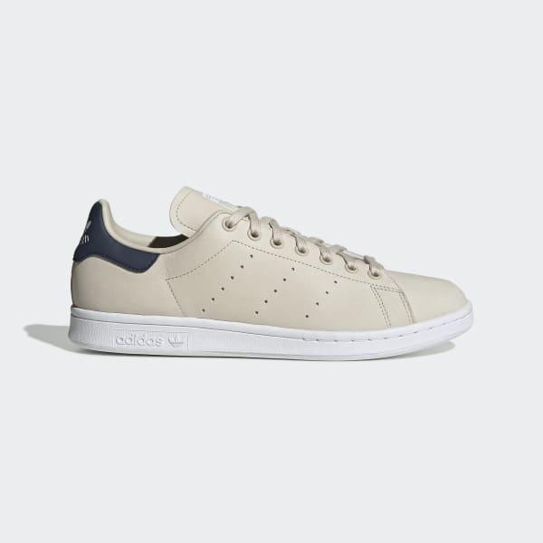 adidas Stan Smith Shoes - Beige | adidas UK